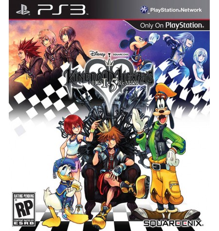 Kingdom Hearts HD 1.5 ReMIX - PS3