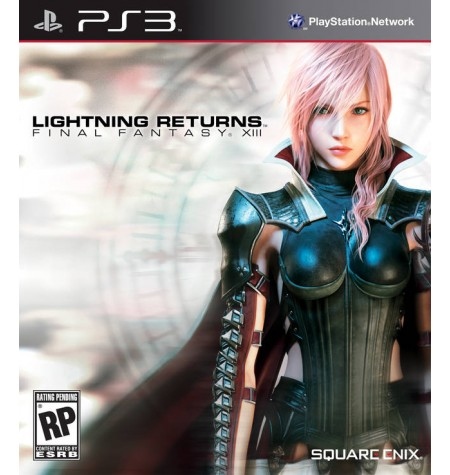 Lightning Returns: Final Fantasy XIII - PS3