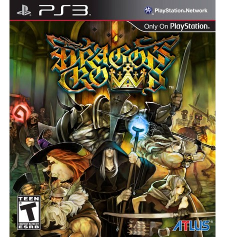 Dragon's Crown - PS3
