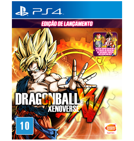 Dragon Ball Xenoverse - PS4