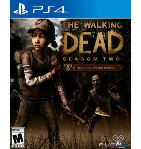 The Walking Dead: Season 2 - PS4