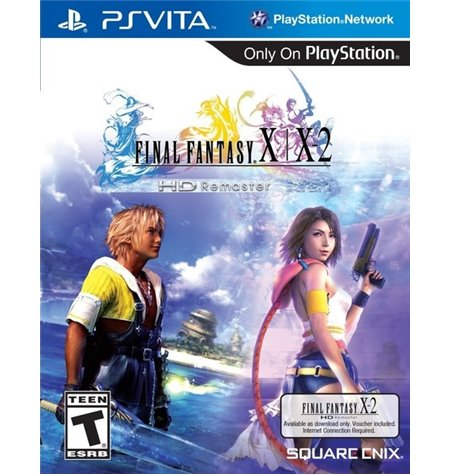 Final Fantasy X / X-2 HD - PS Vita