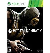 Mortal Kombat X + Xbox Live Gold 12 Meses - Xbox 360