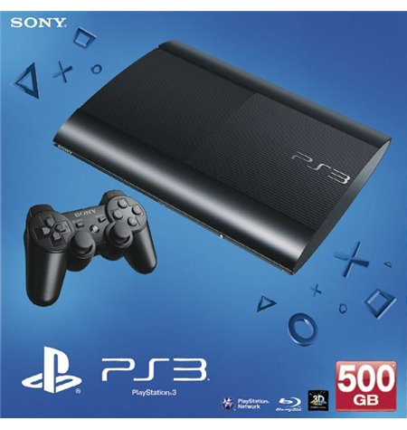 Playstation 3 (500GB) Super Slim - PS3