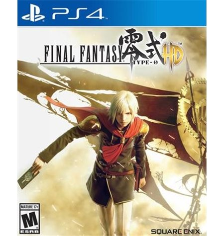 Final Fantasy Type-0 HD - PS4