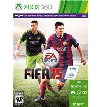 Fifa Soccer 15 + Xbox Live Gold 12 Meses - Xbox 360