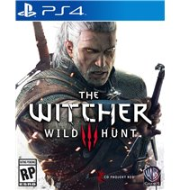 The Witcher 3: Wild Hunt + PSN Plus 3 Meses - PS4