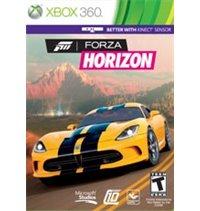 (Midia Digital) - Forza Horizon + Xbox Live Gold 3 Meses - Xbox 360