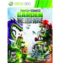(Mídia Digital) - Plants vs. Zombies: Garden Warfare - Xbox 360