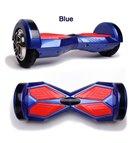 Skate Elétrico com Bluetooth (Hoverboard) Blue