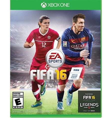 Fifa Soccer 16 + Xbox Live Gold 3 Meses - Xbox One