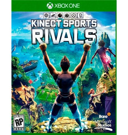(Midia Digital) Kinect Sports Rivals + Xbox Live Gold 3 Meses - Xbox One