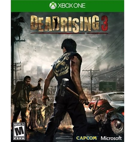 (Download Digital Conta Microsoft) Dead Rising 3 Apocalypse Edition + Xbox Live Gold 3 Meses - Xbox One