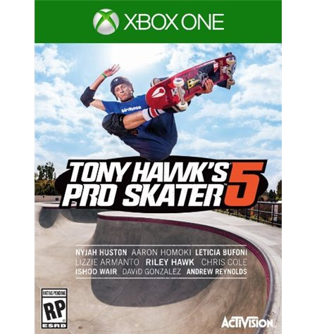 (Download Digital Conta Microsoft) Tony Hawk's Pro Skater 5 + Xbox Live Gold 3 Meses - Xbox One