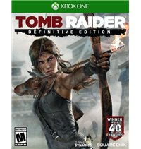 (Midia Digital) Tomb Raider: Definitive Edition + Xbox Live Gold 3 Meses - Xbox One