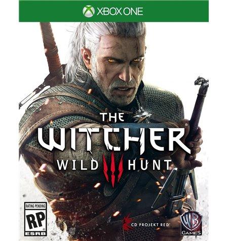 The Witcher 3: Wild Hunt - Xbox One