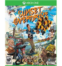 (Download Digital Conta Microsoft) Sunset Overdrive - Xbox One