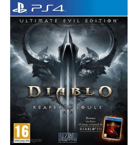 Diablo III: Ultimate Evil Edition - PS4