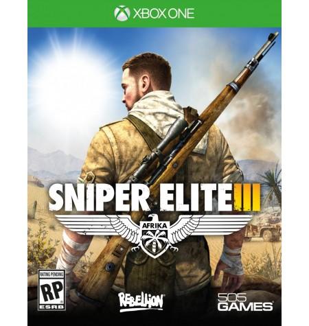 Sniper Elite 3 - Xbox One