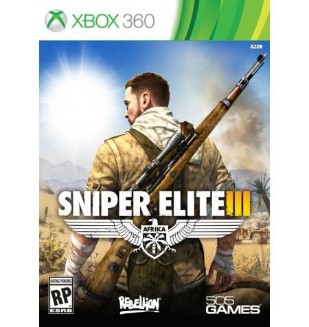 Sniper Elite 3 - Xbox 360
